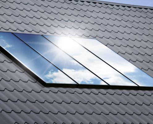 Vitosol 200-FM Solar